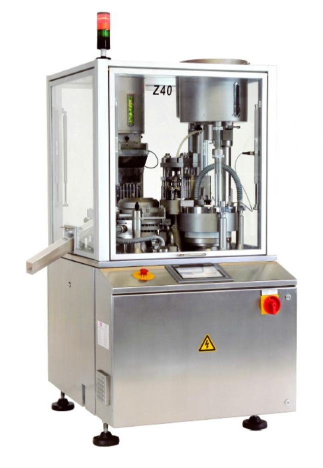 SaintyCo Z series dosator capsule filling machine
