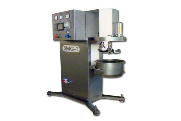 SaintyCo high shear mixer granulator