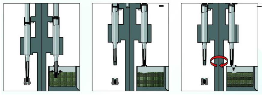 dosator capsule filling machine working principle
