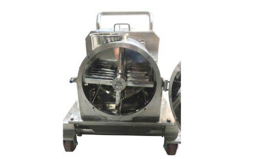 Pharmaceutical Hammer Mills Machines Manufacturer Saintyco