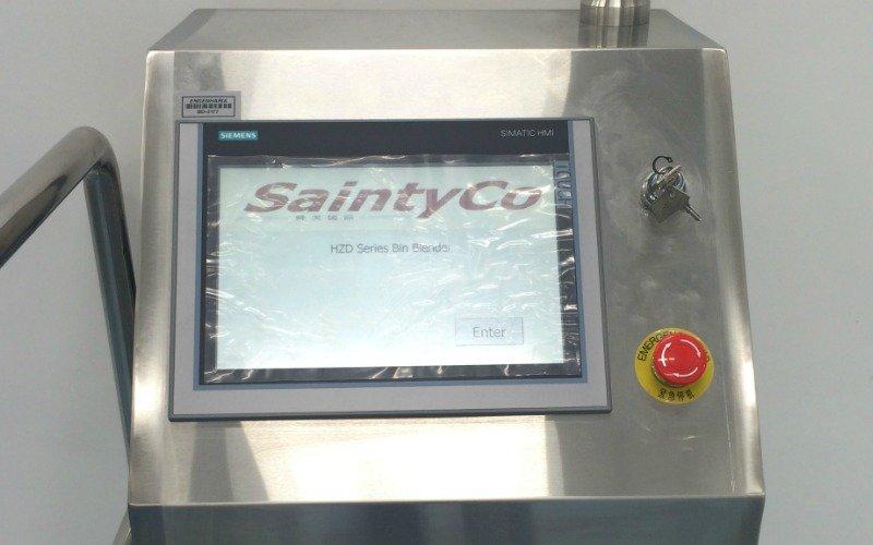 SaintyCo touch screen HMI