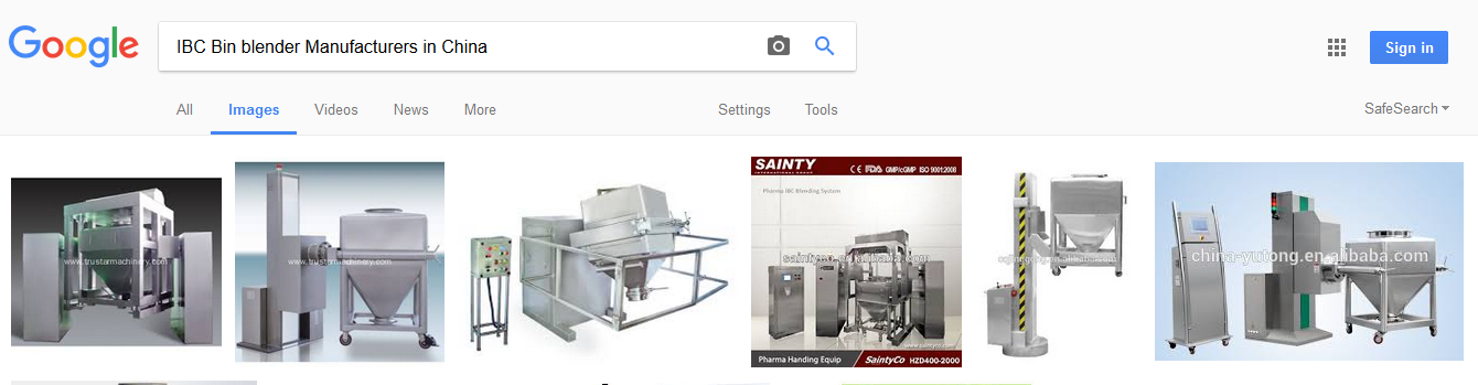 image search results of bin blender