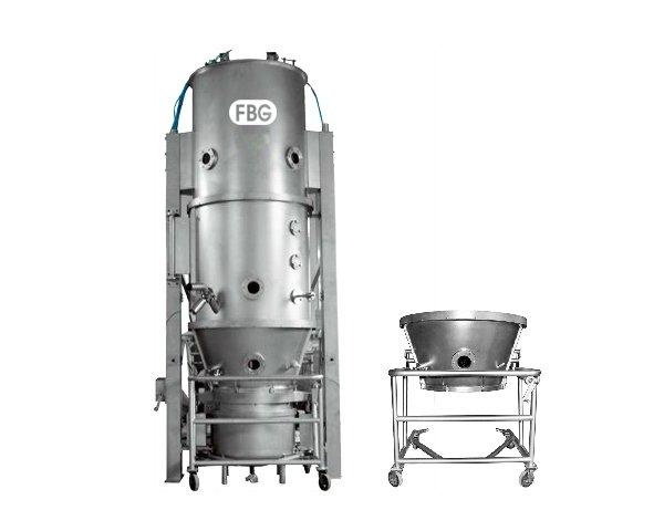 FBG Fluid-Bed Granulator