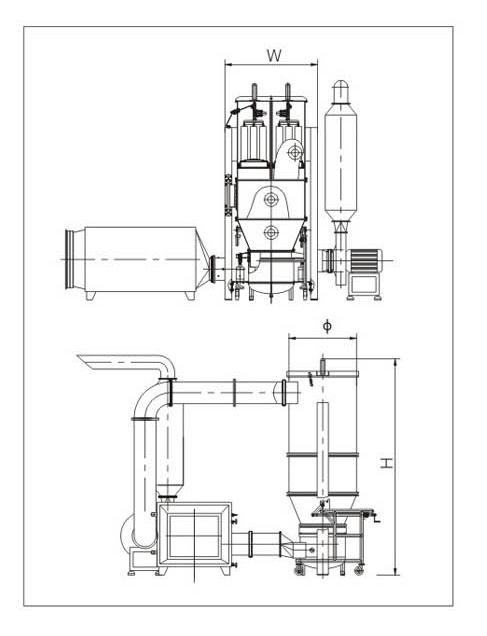 Fluid Bed Dryer Design