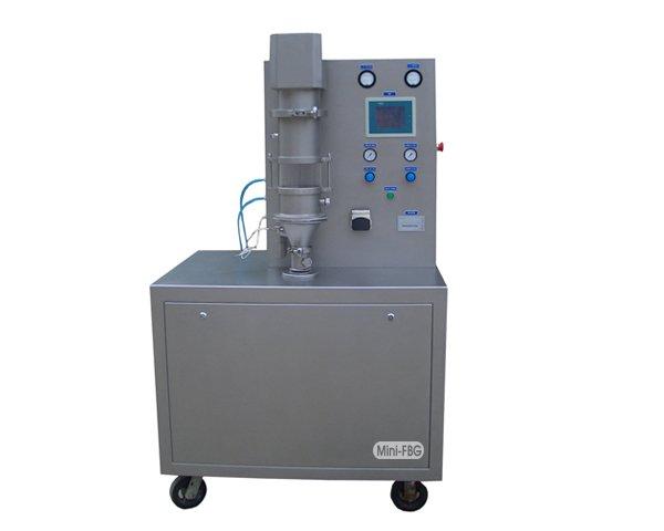 Mini FBG Laboratory fluid bed processor