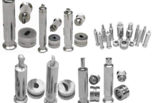 Different types of tablet press tooling
