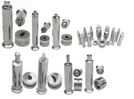 Types of dies for a tablet press machine