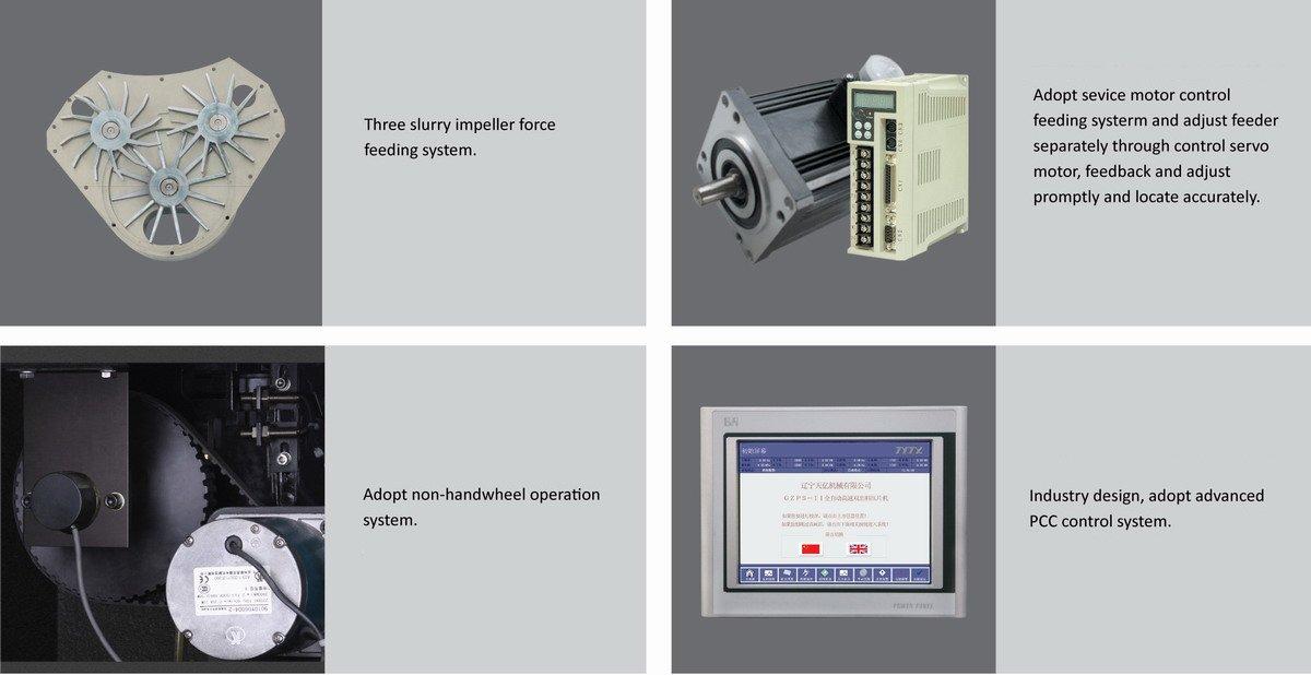 Parts of tablet press machine
