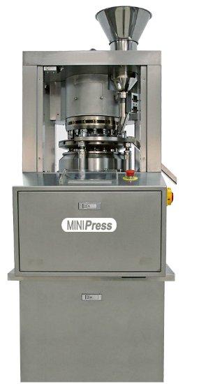 MiniPress Tableting Machines