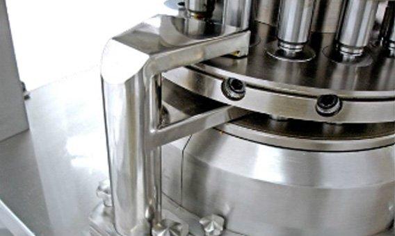 MiniTab Laboratory Tablet Press part