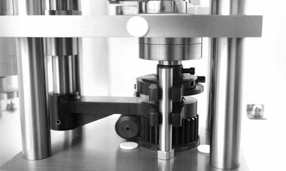 single punch tablet press machine details