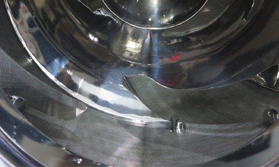 Film tablet coating machine