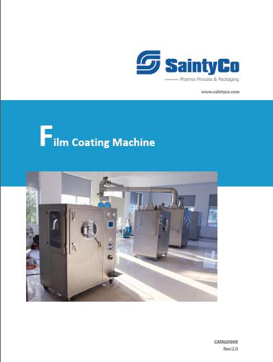film coating machine PDF