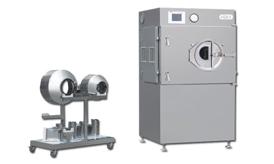 Automatic Tablet Coating Machine for Lab