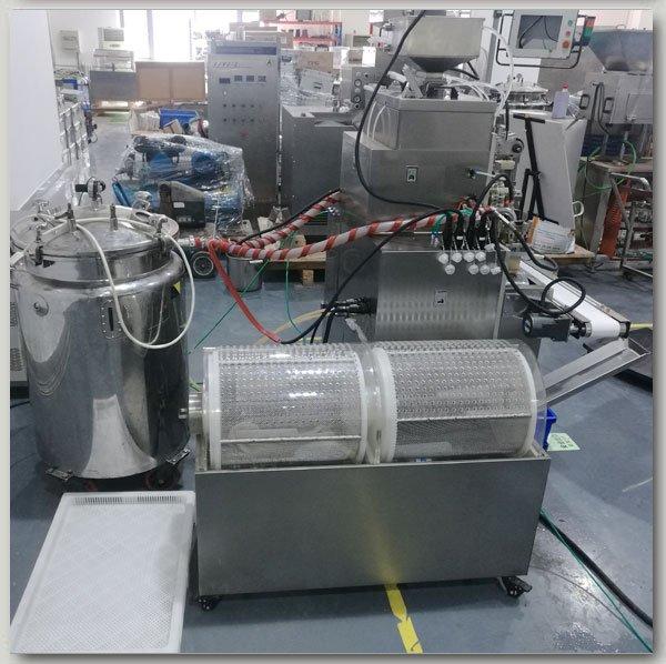 soft gel capsule machine