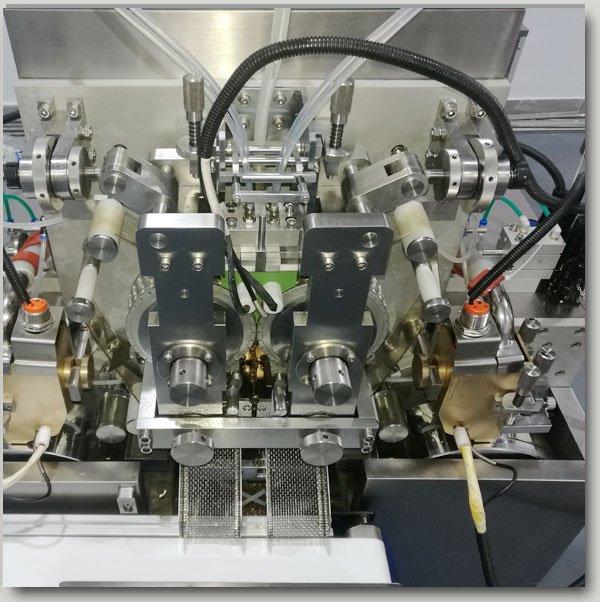 tapicoa soft gel process machine