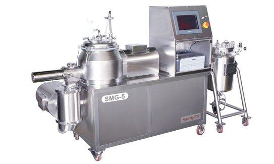 SMG Series High Shear Mixer Granulator