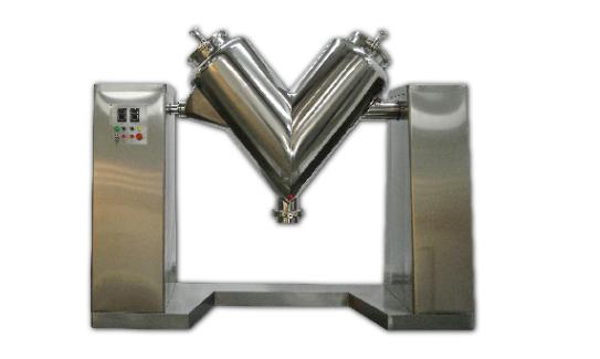 V-shell mixer