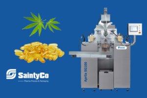 CBD-Softgel Encapsulation Machine-SG100