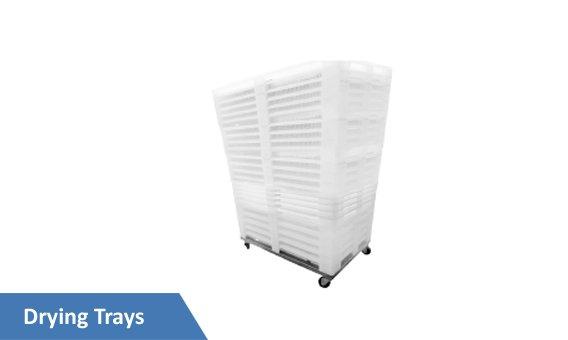Drying trays