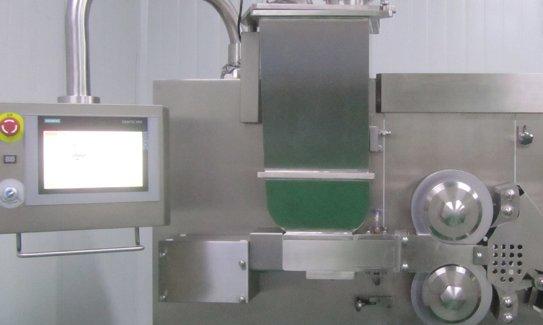 150 Roller Compacto Machine