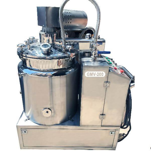 Portable gelatin melting tank