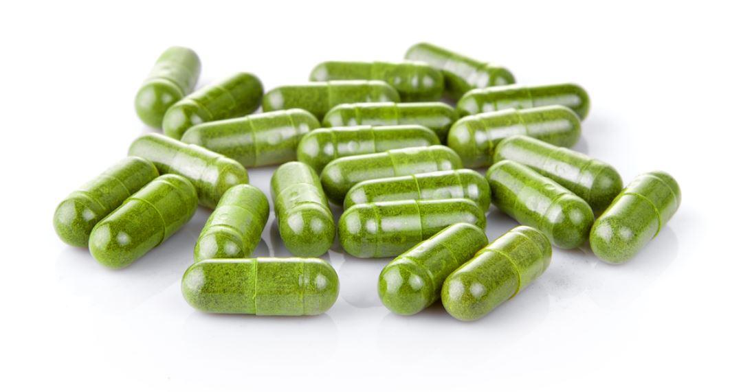 Hard gelatin cannabis capsules