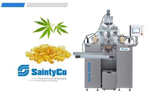 Aprila SG100 Quality Softgel Encapsulation Machine