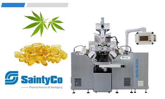 Aprila SG250 Softgel Encapsulation Machine