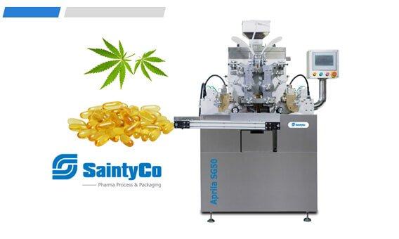 Aprila SG50 Softgel Encapsulation Machine