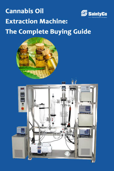 Cannabis Oil Extraction Machine: The Complete Buying Guide