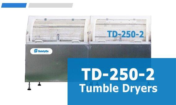 TD-250-2 Softgel Tumble Dryers