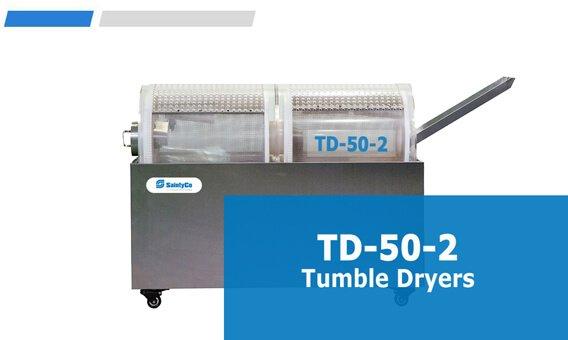 TD-50-2 Softgel Tumble Dryers