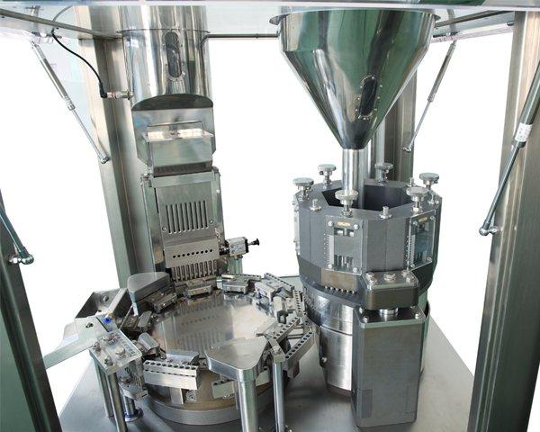 AdvantaFill CF 75 Capsule Filling Machine1-saintyco-5