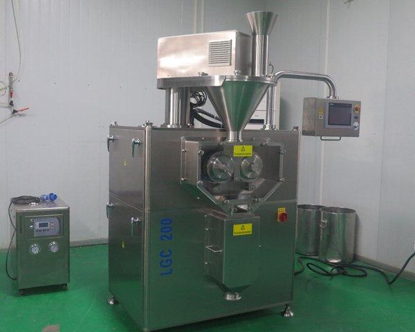 LGC-200 Roller Compactor6