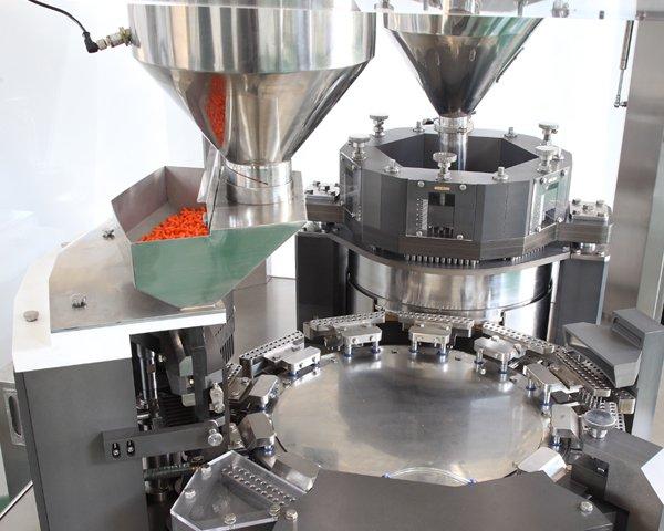 MagnaFill CF210 Capsule Filling Machine-2