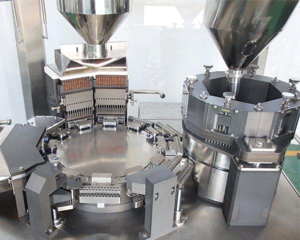MagnaFill CF210 Capsule Filling Machine-3