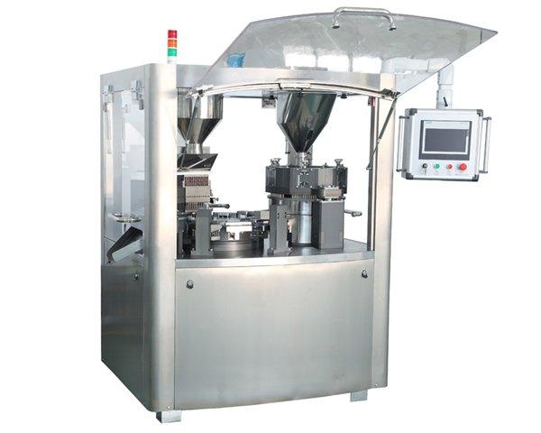MagnaFill CF210 Capsule Filling Machine-4