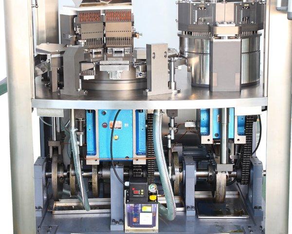 MagnaFill CF210 Capsule Filling Machine-5