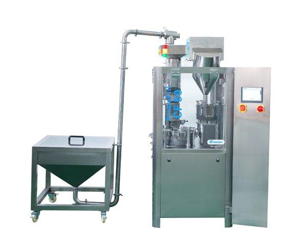 PrimaFill-50 Capsule Filling Machine-2