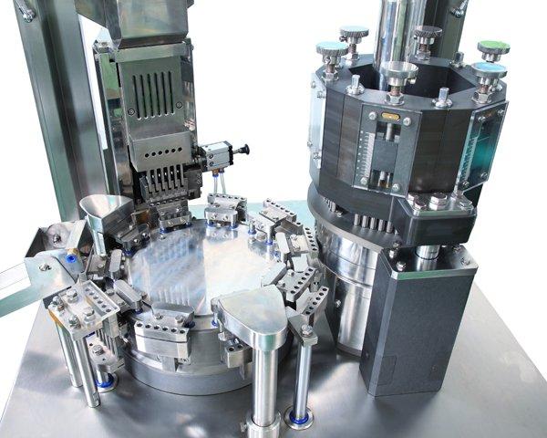 PrimaFill-50 Capsule Filling Machine-3