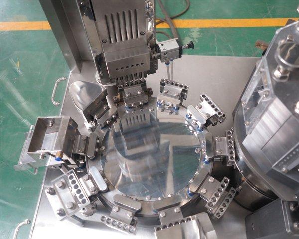 PrimaFill-50 Capsule Filling Machine-9