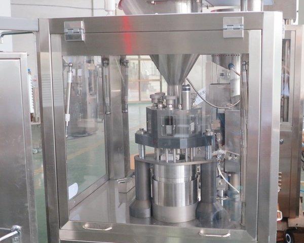 PrimaFill CF-12 capsule filling machine-1