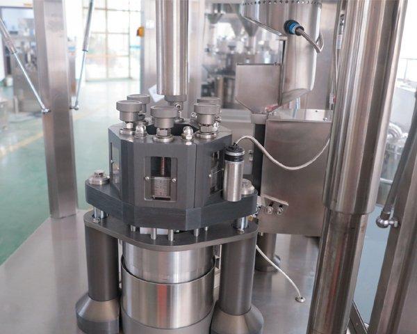 PrimaFill CF-12 capsule filling machine-6
