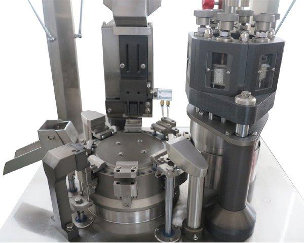 PrimaFill CF-12 capsule filling machine