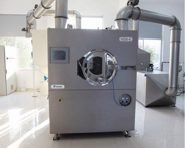 VGB-E Film Coating Machine6