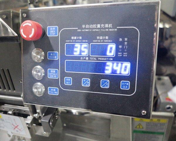 SF-25 Semi-Auto Capsule Filling Machine3