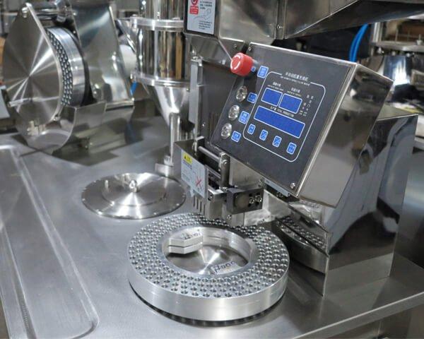 SF-25 Semi-Auto Capsule Filling Machine7