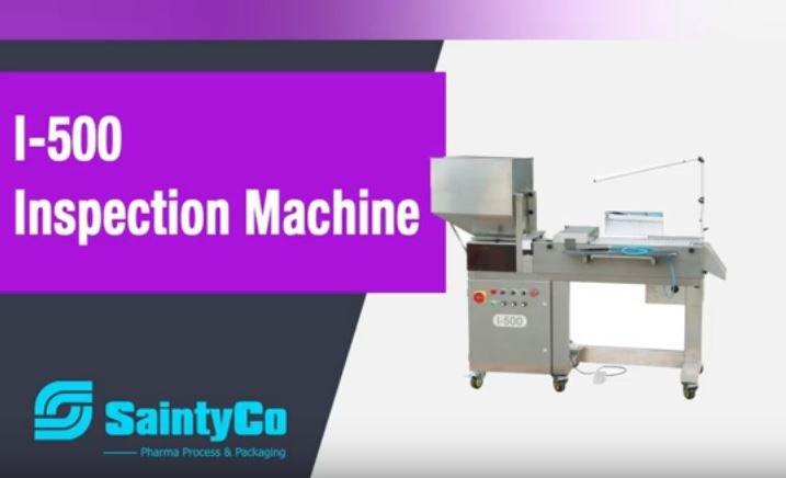 SaintyCo inspection machine