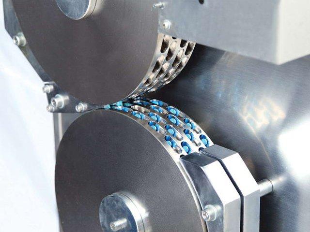 Capsule printing process